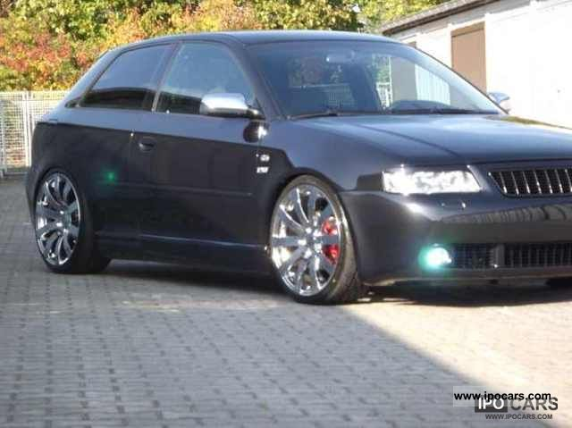 2002 audi a3 1 8 car photo and specs. Black Bedroom Furniture Sets. Home Design Ideas
