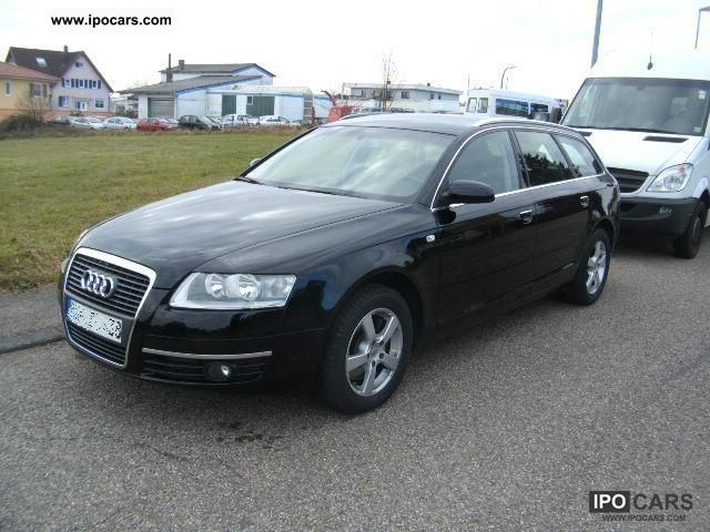 2005 Audi  A6 - 2.7 TDI 179HP 0.6-speed, Euro 4 Estate Car Used vehicle photo