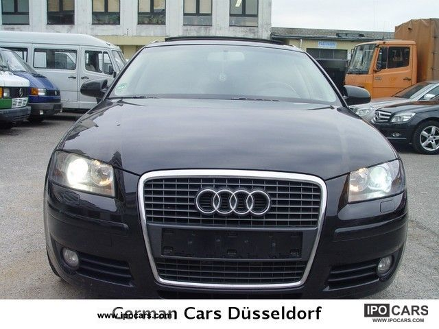 2005 audi a3 tdi sportb navi mmi leather open sky xenon full car photo and specs. Black Bedroom Furniture Sets. Home Design Ideas