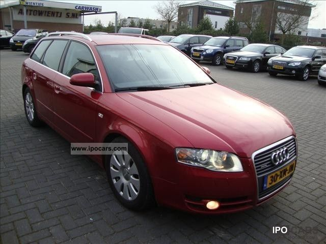 2007 audi a4 avant quattro 2 0 tdi 125 car photo and specs. Black Bedroom Furniture Sets. Home Design Ideas