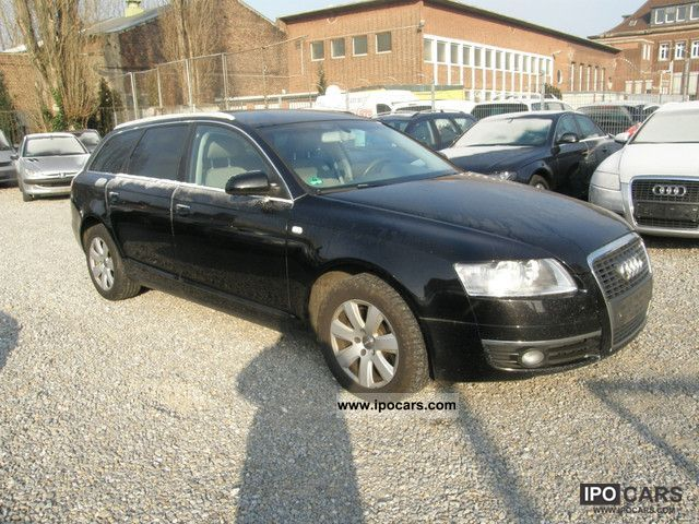 2007 audi a6 avant 2 7 tdi car photo and specs. Black Bedroom Furniture Sets. Home Design Ideas
