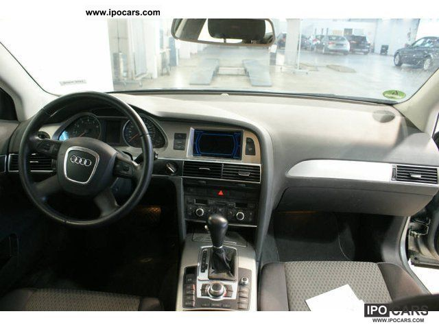 2007 Audi A6 2 4 Multitronic Xenon Gps Standheiz Car