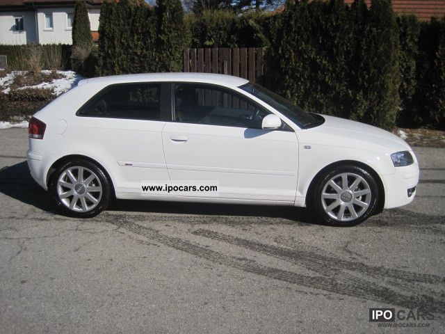 2008 audi a3 2 0 tdi dpf s line car photo and specs. Black Bedroom Furniture Sets. Home Design Ideas
