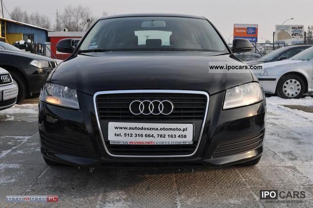 2008 Audi  A3 FAK VAT23% SALONOWY BEZWYPADKO Other Used vehicle photo