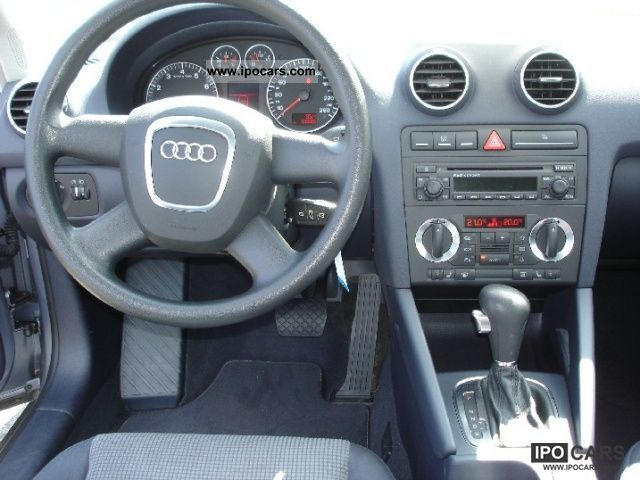 2005 Audi A3 Attraction Attraction 1 6 75 Bhp 102 Kw Car