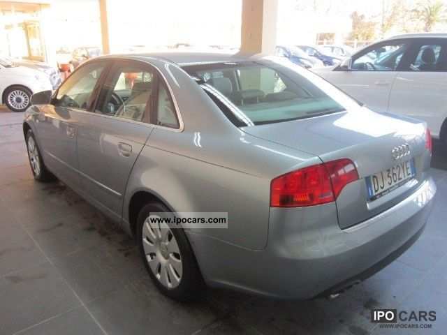 2007 audi a4 2 0 tdi multitronic fap 140cv car photo and specs. Black Bedroom Furniture Sets. Home Design Ideas