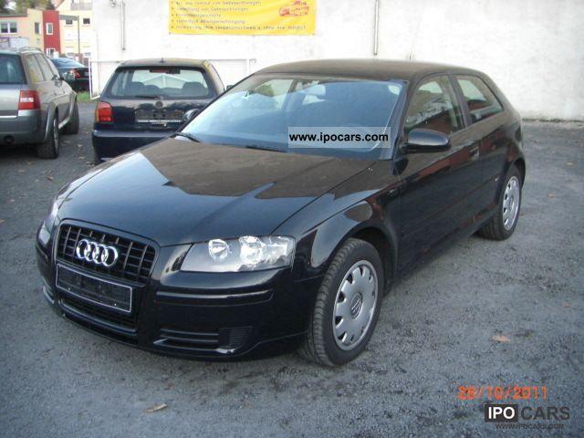 2007 Audi  A3 1.6 + Sitzheiz. + + 2nd.H. Klimautom. + + Euro4 TUV NEW Limousine Used vehicle photo