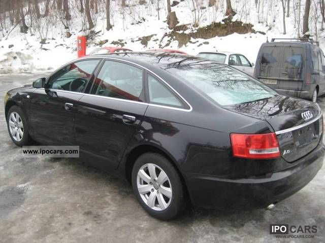 2007 audi a6 2 0 tdi car photo and specs. Black Bedroom Furniture Sets. Home Design Ideas
