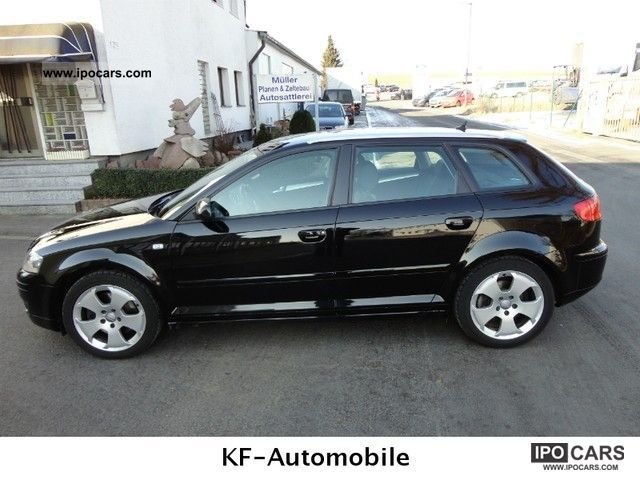 2007 audi a3 2 0 tdi dpf quattro sportback ambition euro4 car photo and specs. Black Bedroom Furniture Sets. Home Design Ideas