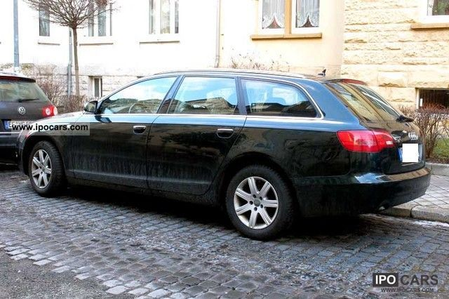 2005 audi a6 avant 2 0 tdi car photo and specs. Black Bedroom Furniture Sets. Home Design Ideas
