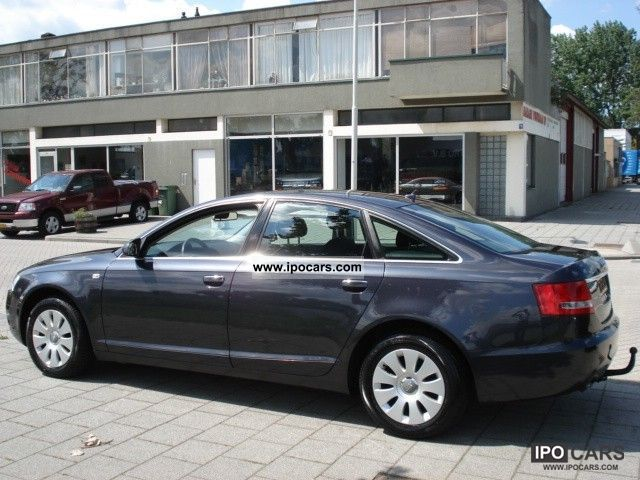 2006 audi a6 2 0 tdi pro line business car photo and specs. Black Bedroom Furniture Sets. Home Design Ideas