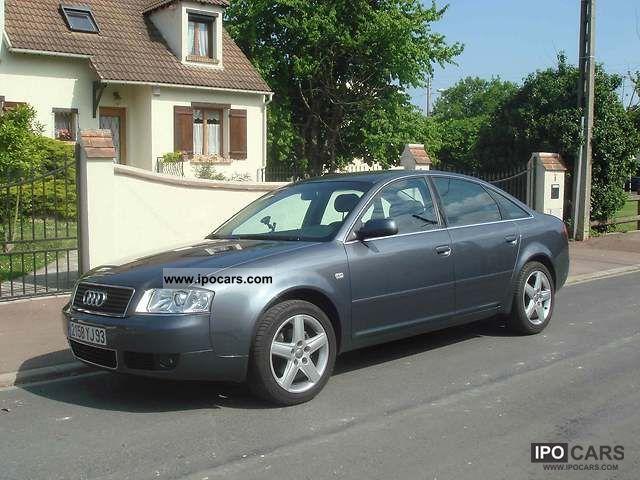 2004 Audi  AUDI A6 - II (2) 1.9 TDI 130 ADVANCE MULTITRONIC Limousine Used vehicle photo