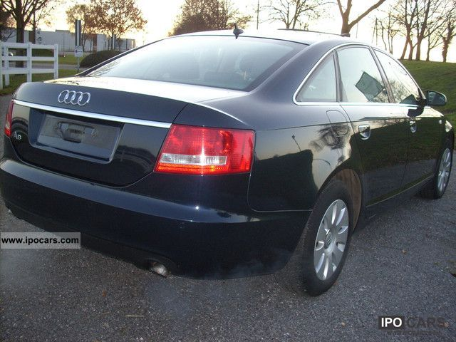 2006 audi a6 2 0 tdi dpf 1 hand car photo and specs. Black Bedroom Furniture Sets. Home Design Ideas
