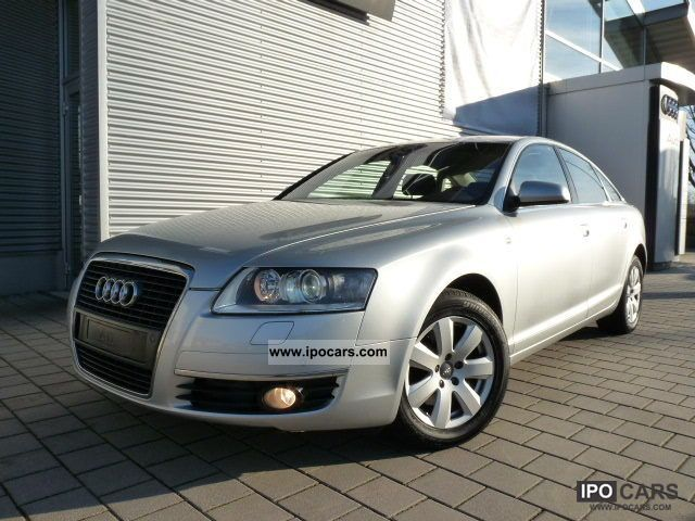 2004 Audi  A6 Saloon 3.0 TDI quattro Xenon Headlights N Limousine Used vehicle 			(business photo