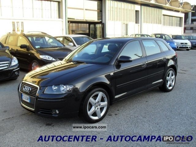 2004 audi a3 spb 1 9 tdi ambition car photo and specs. Black Bedroom Furniture Sets. Home Design Ideas