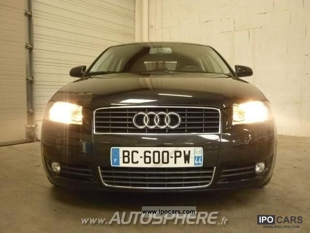 2004 Audi  A3 2.0 DSG TDI140 Ambition Luxe Off-road Vehicle/Pickup Truck Used vehicle photo