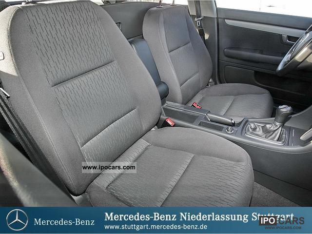 2007 audi a4 xenon cruise air isofix car photo and specs. Black Bedroom Furniture Sets. Home Design Ideas
