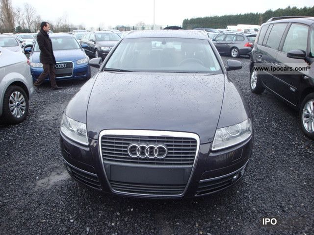 2008 Audi A6 2.0 TDI break Estate Car Used vehicle photo