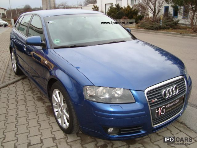 2005 audi a3 sportback 2 0 tfsi quattro s line sports package car photo and specs. Black Bedroom Furniture Sets. Home Design Ideas