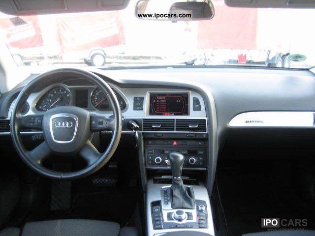 2007 Audi A6 3 2 Fsi Quattro Tiptronic Car Photo And Specs