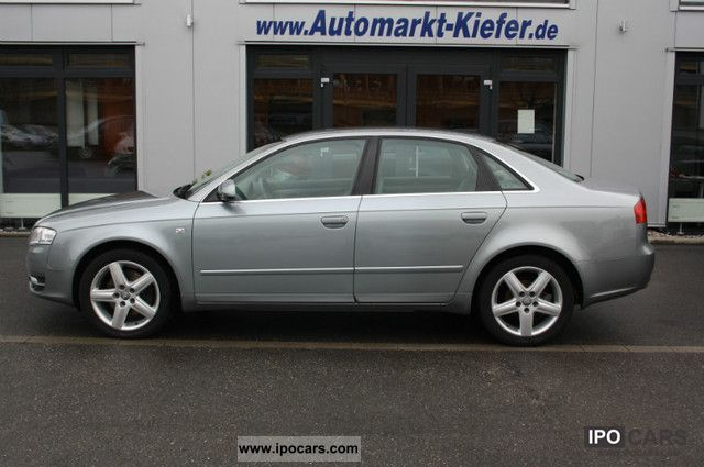 2007 Audi  A4 2.0 TDI * Navi * Xenon * Aluminum * 1.Hand * Limousine Used vehicle photo