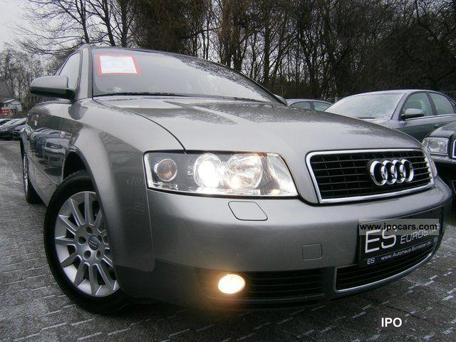 2002 Audi  A4 2.0 * Kombi Lück.Scheckheft, XENON * Estate Car Used vehicle photo