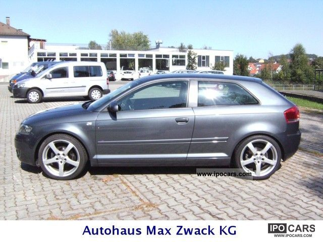 2005 audi a3 attraction car photo and specs. Black Bedroom Furniture Sets. Home Design Ideas