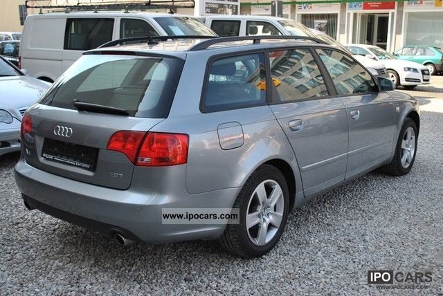 2006 Audi A4 Avant 18 T Petroleum Gas Lpg Car Photo And Specs