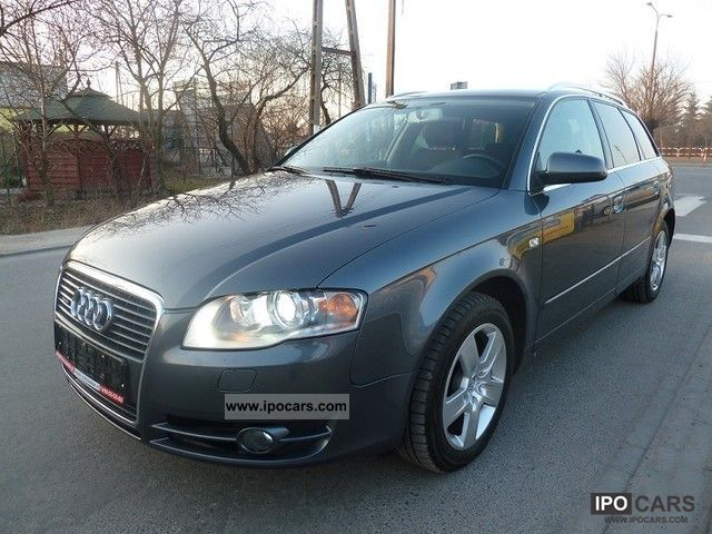 2006 Audi  * A4 Quattro * NAVI * DVD * XENON * NIEMIECKA * Igla * Estate Car Used vehicle photo