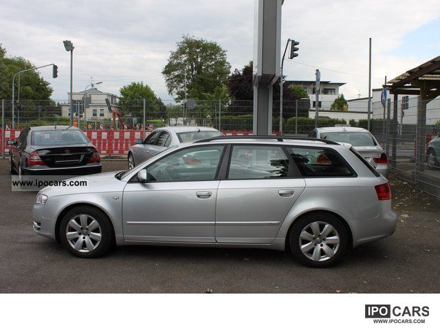2006 audi a4 2 0 tdi s line navi large sitzh car. Black Bedroom Furniture Sets. Home Design Ideas