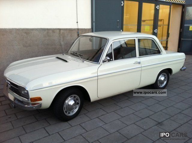 1968 Audi  60 from 2.Hand with 61000KM! MARK H Estate Car Classic Vehicle photo