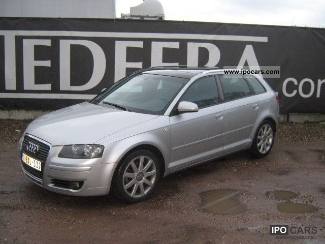 2005 Audi  A3 TDI Sline Limousine Used vehicle photo