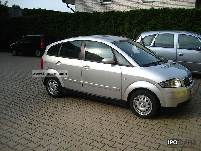 2005 audi a2 1 2 tdi 3l d4 eu4 car photo and specs. Black Bedroom Furniture Sets. Home Design Ideas