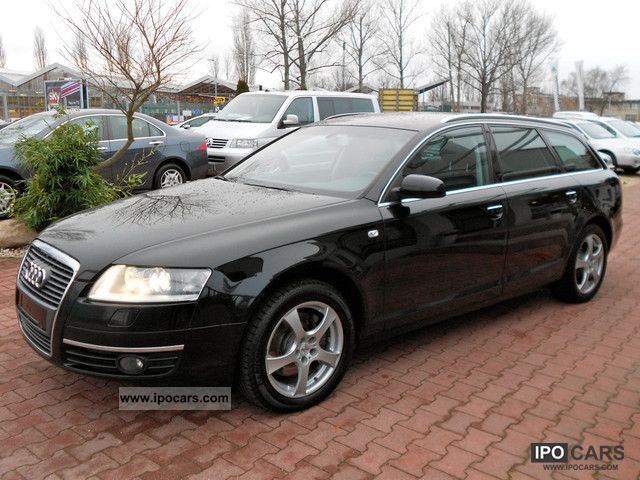 2005 audi a6 avant 3 0 tdi quattro heater car photo and. Black Bedroom Furniture Sets. Home Design Ideas
