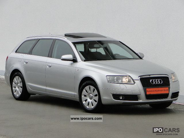 2006 audi a6 avant 2 0 tfsi multitronic leather naviplus xen car photo and specs. Black Bedroom Furniture Sets. Home Design Ideas