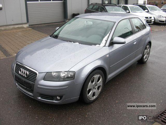 2006 Audi  A3 2.0 FSI Ambition ** EXCELLENT CONDITION ** DEKRA SEAL ** Limousine Used vehicle photo