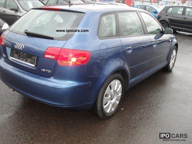 2008 Audi A3 Sportback 1 9 Tdi 1 Hand Gps Fixed Price