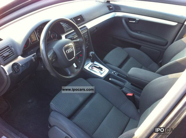 2007 audi a4 2 7 tdi auto navi s sitze 1 hand car. Black Bedroom Furniture Sets. Home Design Ideas