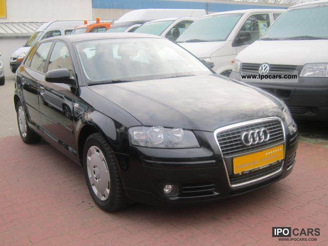 2008 Audi  A3 Sportback 1.4 TFSI Attraction TOP Limousine Used vehicle photo