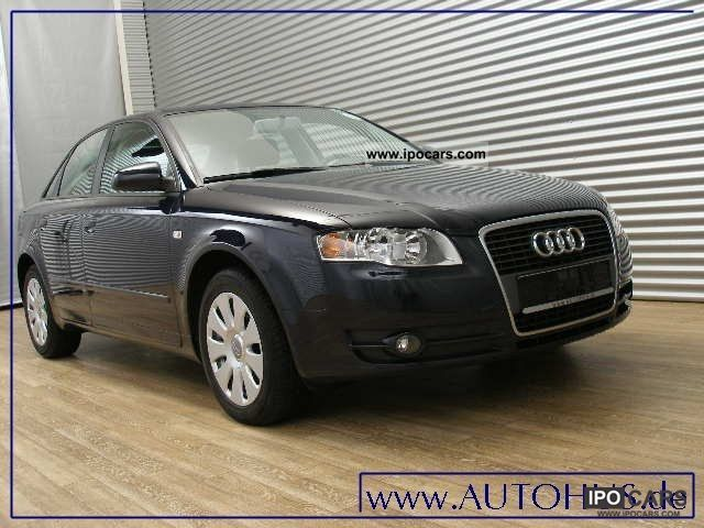 2007 audi a4 2 0 tdi multitronic pdc standhzg ahk car photo and specs. Black Bedroom Furniture Sets. Home Design Ideas