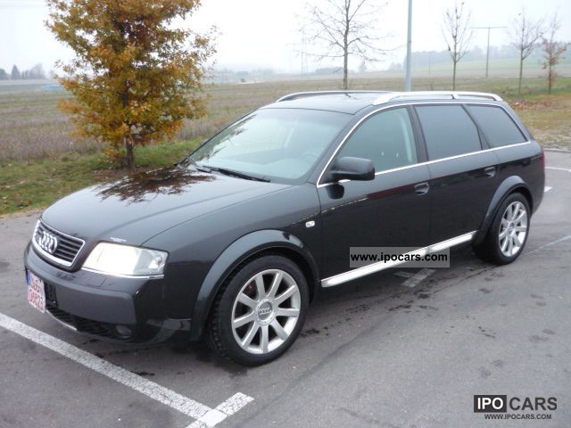 2004 Audi Allroad Quattro 4 2 Leather Navi Kd Hu