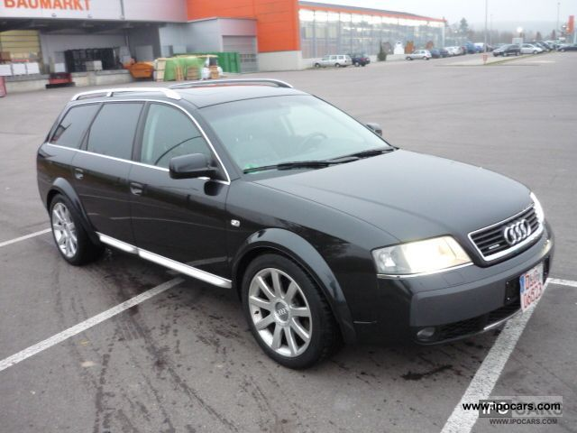 2004 audi allroad quattro 4 2 leather navi kd hu new car photo and specs. Black Bedroom Furniture Sets. Home Design Ideas