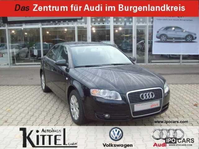2007 Audi  A4 Saloon 2.0 TDI (DPF) 103 (140) kW (PS) 6-G Limousine Used vehicle photo