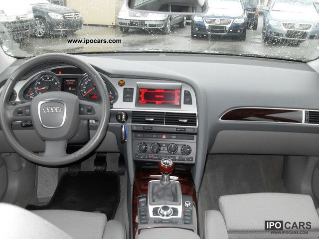 2006 audi a6 avant 2 4 sports seats xenon aluminum. Black Bedroom Furniture Sets. Home Design Ideas