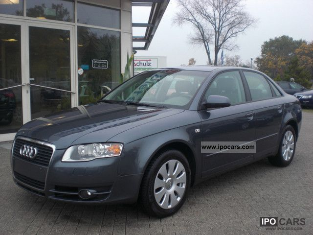 2007 Audi  A4 2.0 T FSI, Bi-xenon lights, leather, navigation system MMI Limousine Used vehicle photo