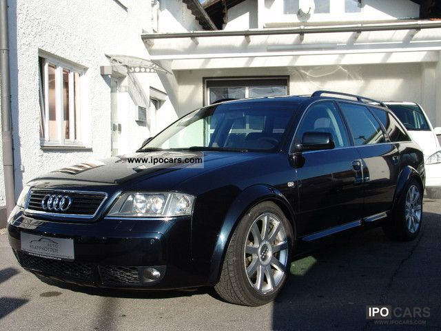 2004 Audi Allroad Quattro 4.2 / Navi / leather / APC - Car Photo and Specs