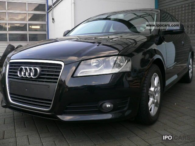 2008 Audi  A3 2.0 Ambition DPF MODIFIED plus NAVI BOSE Limousine Used vehicle photo