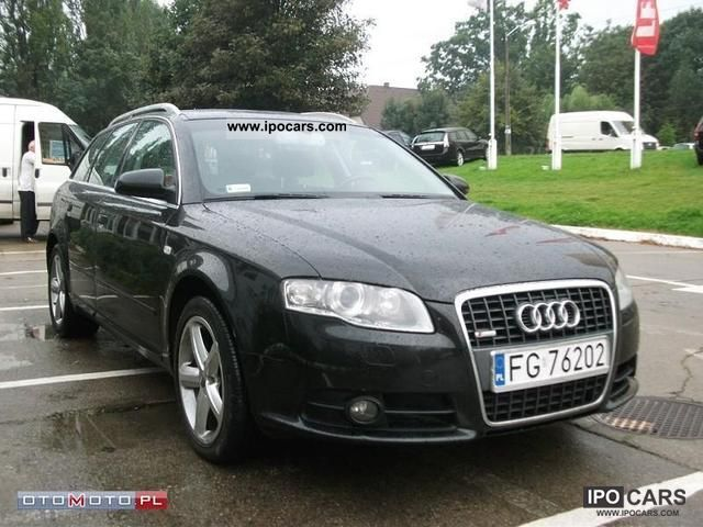 2006 audi a4 s line gwarancja serwis car photo and specs. Black Bedroom Furniture Sets. Home Design Ideas