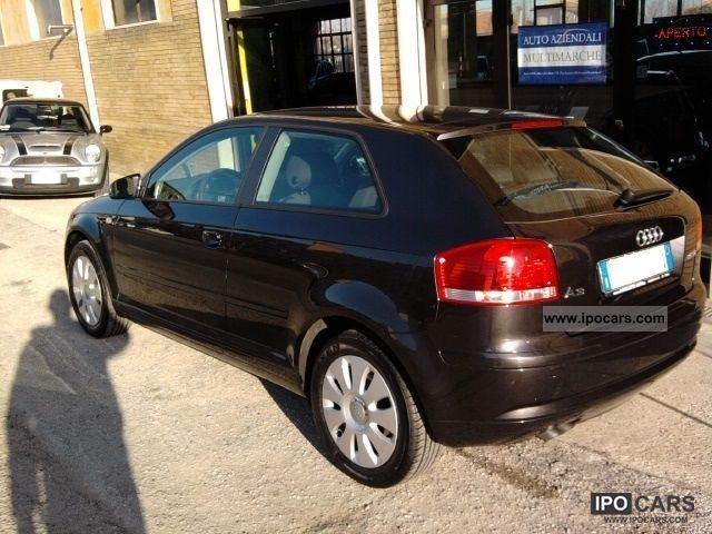2007 audi a3 1 9 tdi 105 cv 3p fap attraction car photo and specs. Black Bedroom Furniture Sets. Home Design Ideas