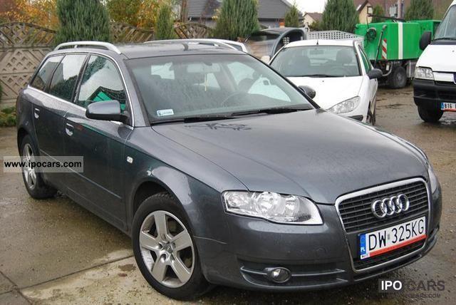 2007 Audi  A4 automatic Estate Car Used vehicle photo